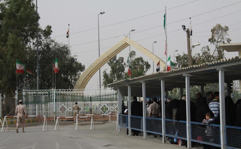 بازگشایی مرزخسروی از شهریور امسال برای تردد زائران