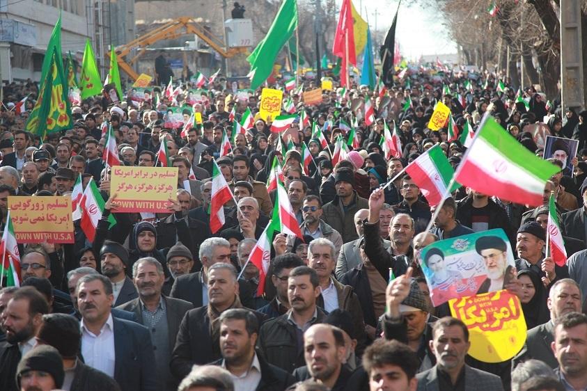 فردا جمعه؛ برگزاری راهپیمایی ضد آمریکایی در استان کرمانشاه