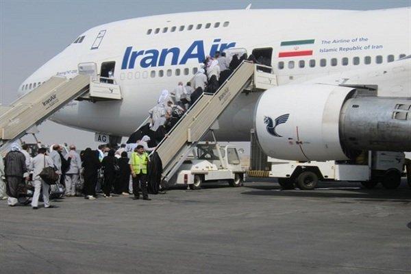۹ مرداد ماه آغاز اعزام حجاج از فرودگاه کرمانشاه